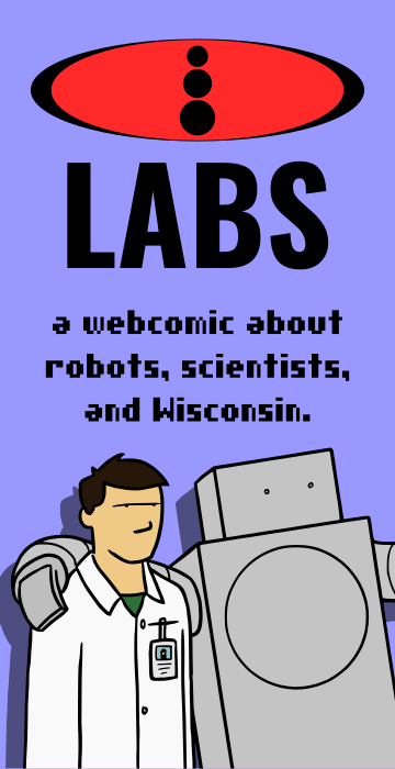 LABS webcomic